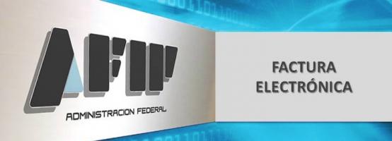 Factura Electrónica obligatoria para inscriptos en IVA